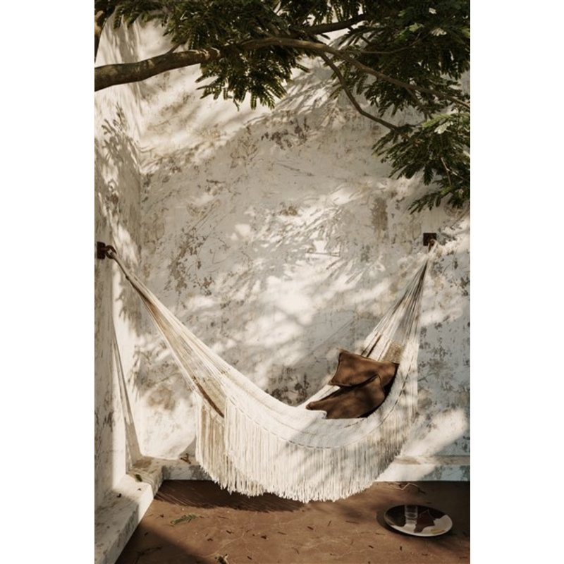 ferm LIVING-collectie Hangmat Path lichtzand