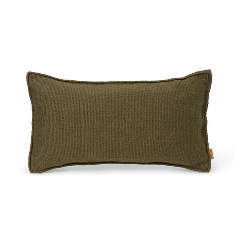 ferm LIVING-collectie Desert Cushion - Olive