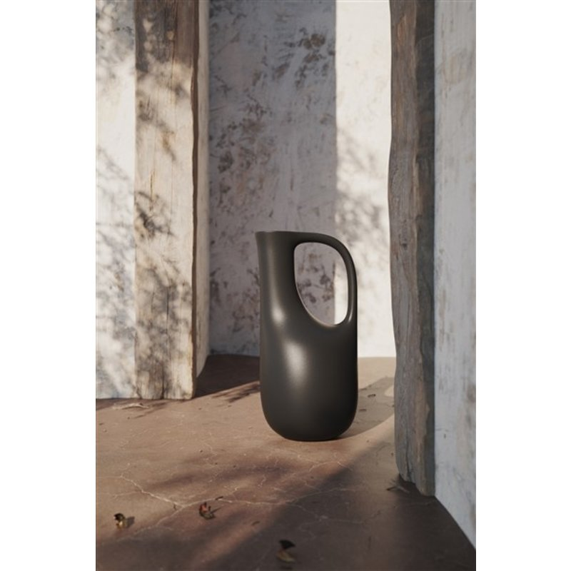 ferm LIVING-collectie Liba Watering Can - Black