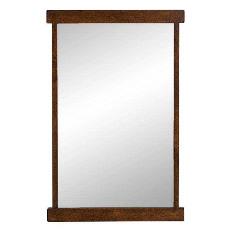 Nordal-collectie ARDEA mirror, S, birch wood