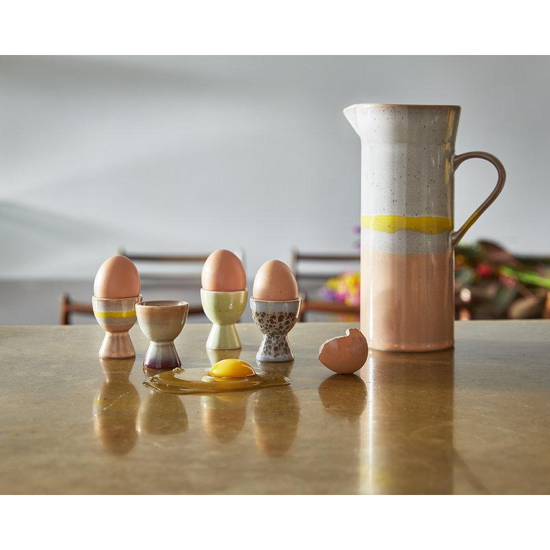HKliving-collectie 70s keramiek Karaf sunrise