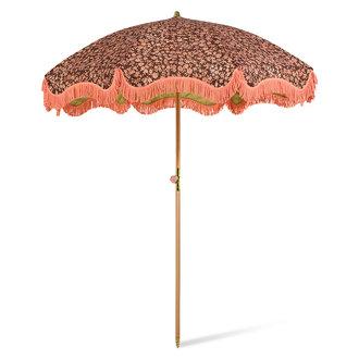 HKliving DORIS for HKLIVING: beach umbrella vintage floral