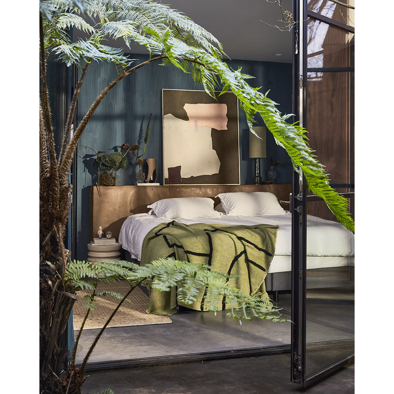 HKliving-collectie Hemp vloerkleed (180x280)