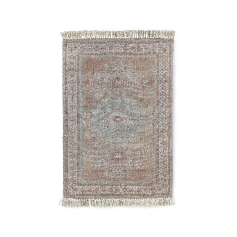 HKliving-collectie Geprint indoor/outdoor vloerkleed (120x180)