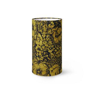 HKliving DORIS for HKLIVING: printed cylinder lamp shade floral