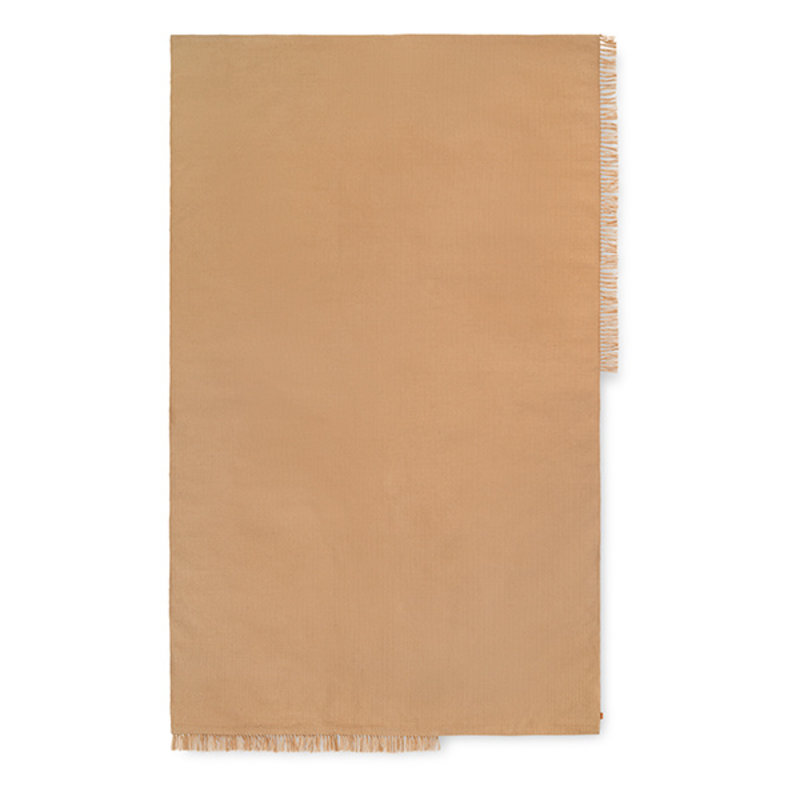 ferm LIVING-collectie Hem Rug - X large - Sand