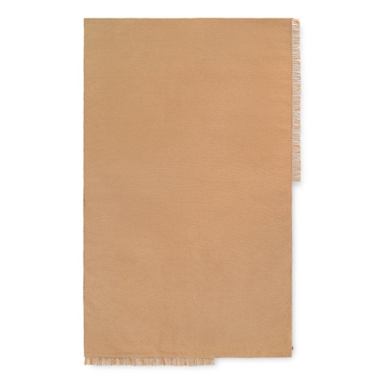 ferm LIVING-collectie Hem Rug - Small - Sand