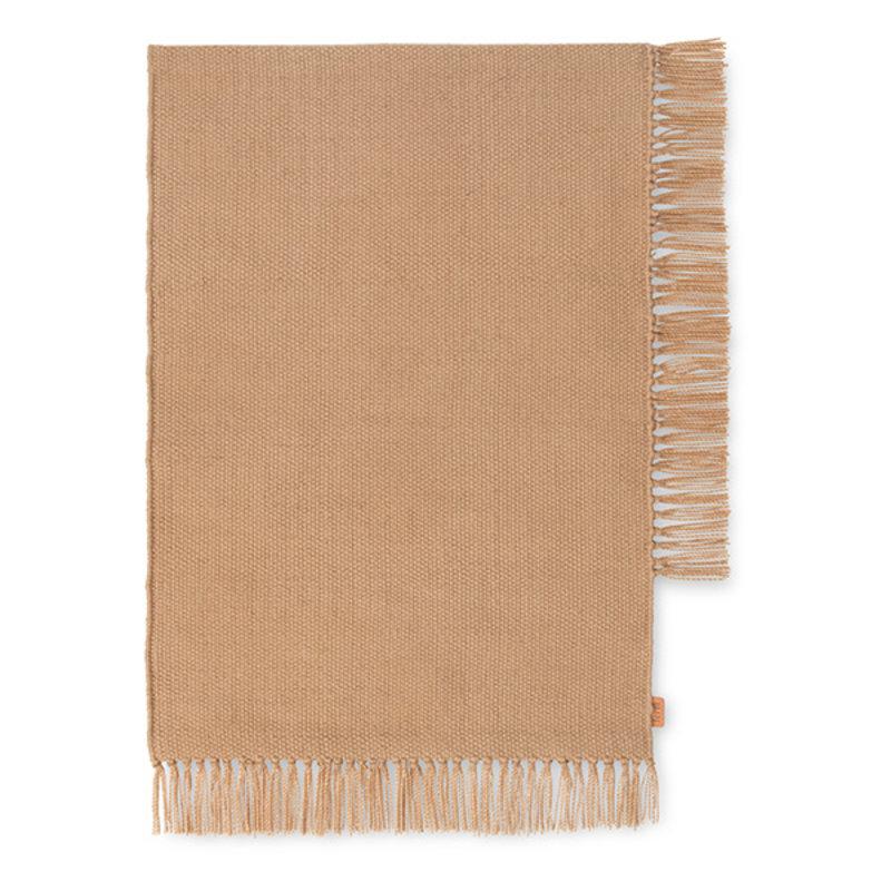 ferm LIVING-collectie Vloerkleedje Hem Sand