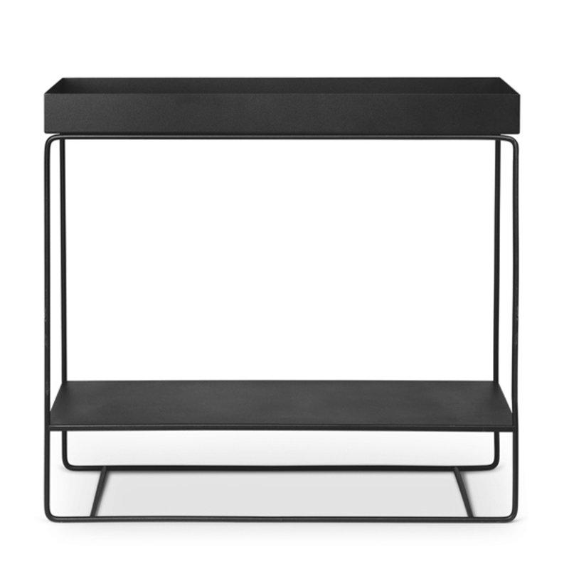 ferm LIVING-collectie Plant box Two-Tier - Black