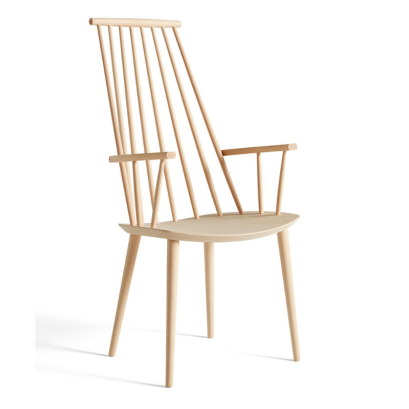 HAY-collectie J110 CHAIR NATURE beech