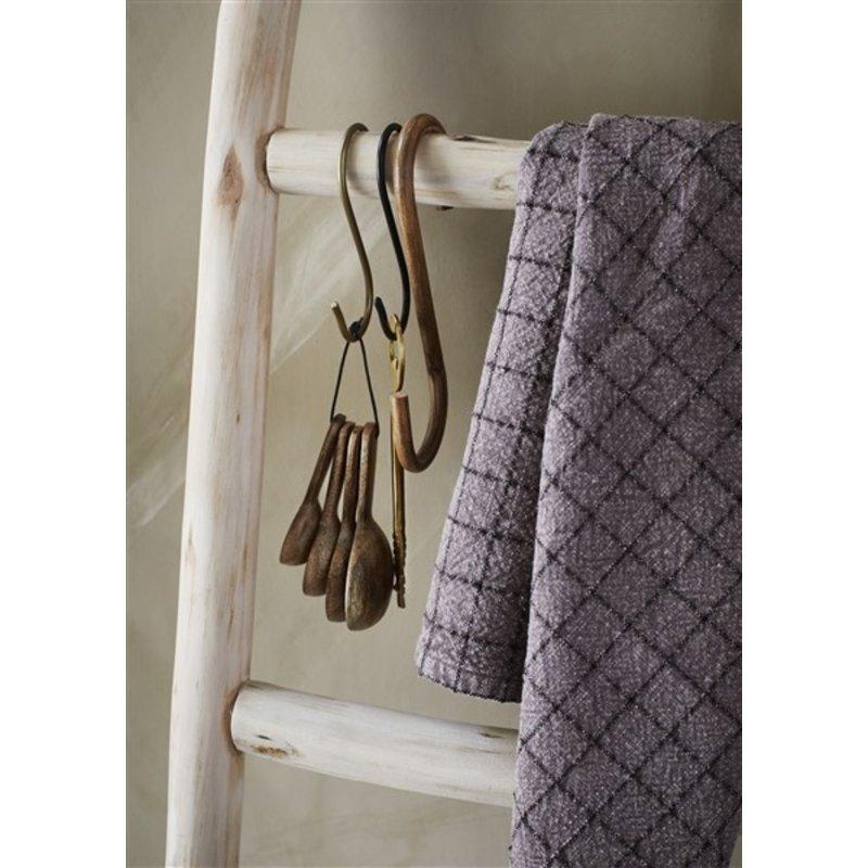 Madam Stoltz-collectie Woven kitchen towel