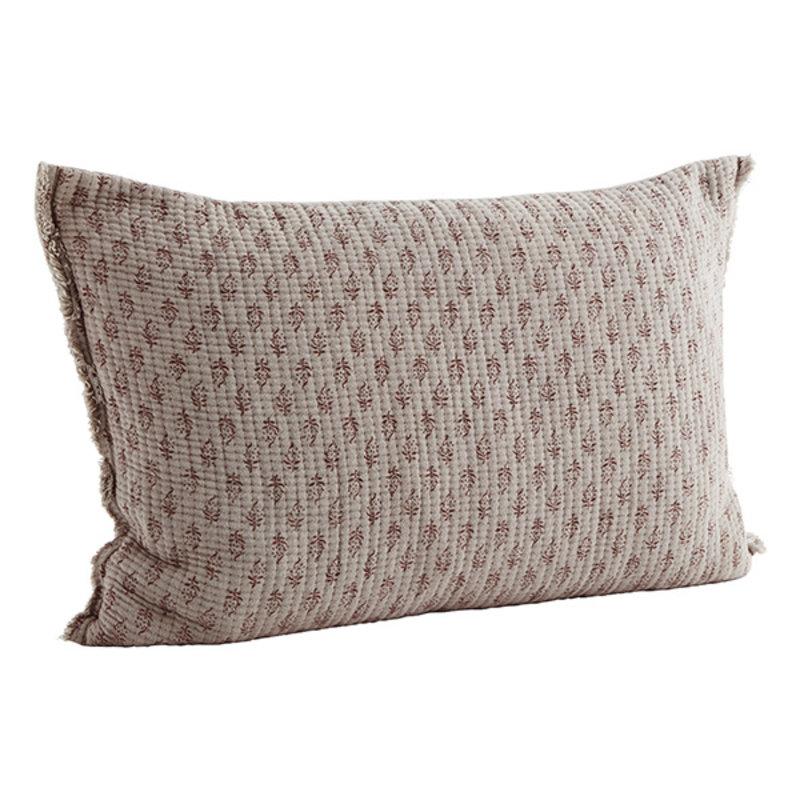 Madam Stoltz-collectie Printed cushion cover