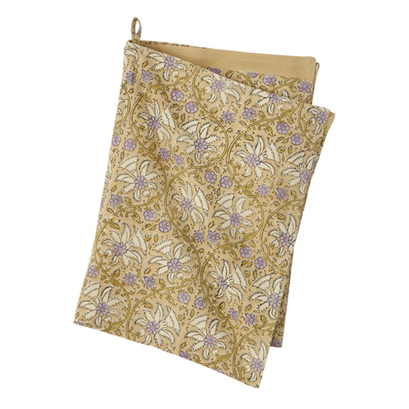Bungalow-collectie Kitchen Towel Lily Masala