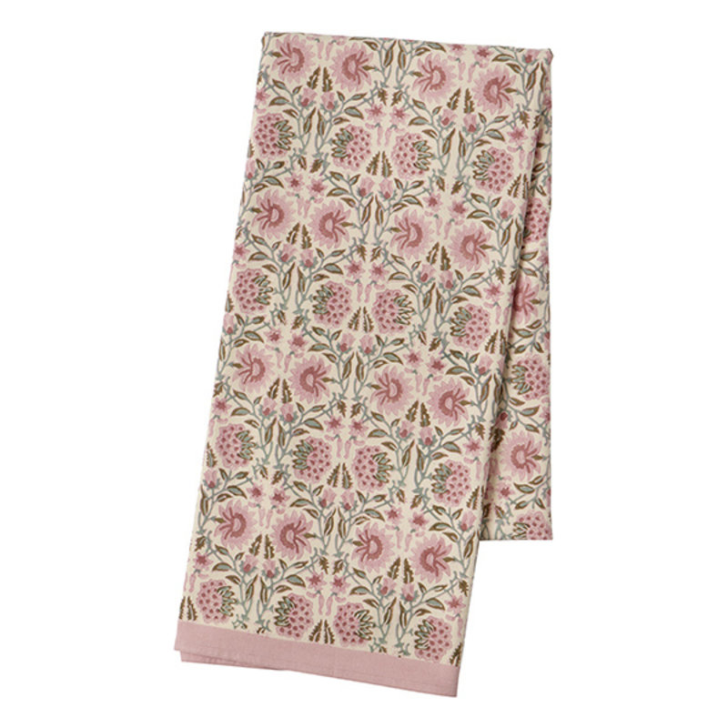 Bungalow-collectie Tablecloth 150x250 cm Deoli Rosy