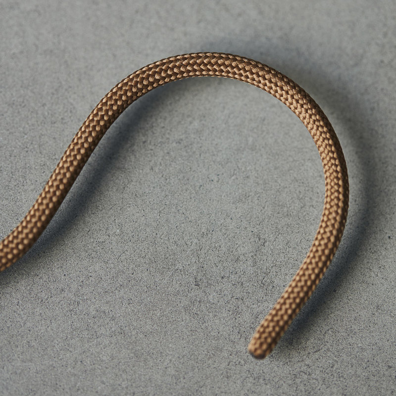 House Doctor-collectie Kledinghanger Wire Bruin