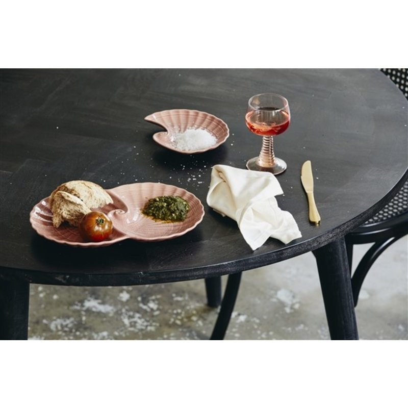 Nordal-collectie GULLFOSS tray, L, rosa