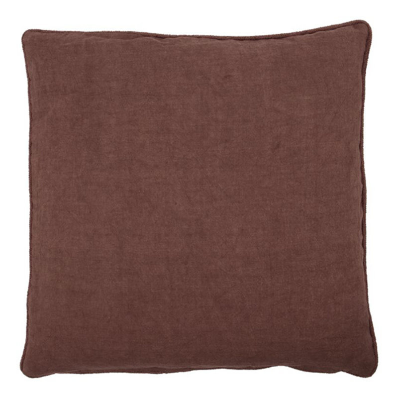 House Doctor-collectie Cushion cover Sai Red/Brown Finish/Colour may vary