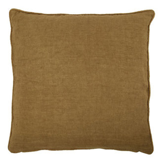 House Doctor Cushion cover Sai Mustard Finish/Colour may vary