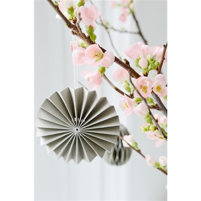 Delight Department-collection Paper ornament gray