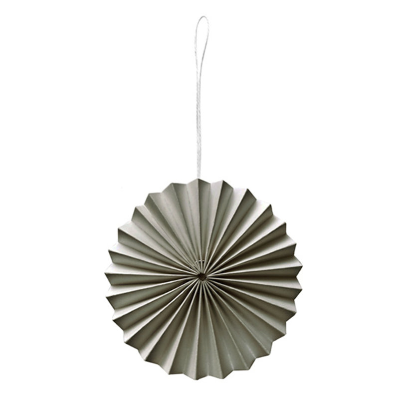Delight Department-collection Paper ornament warm grey