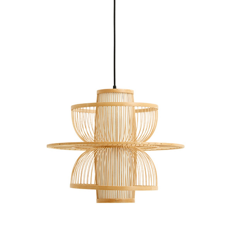 Nordal-collectie SIGYN lamp shade, bamboo