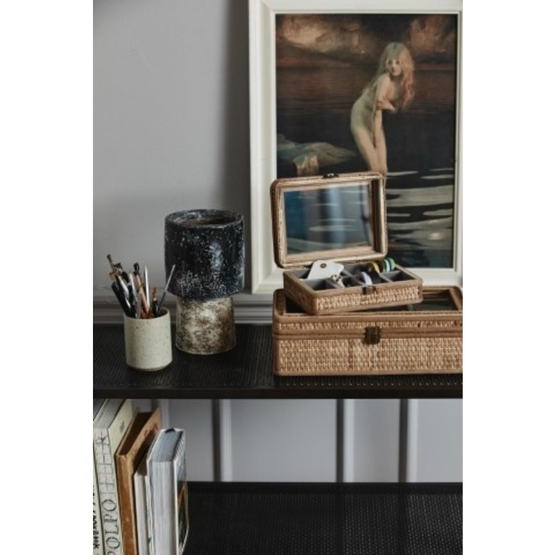 Nordal-collectie Trolley KARNA met twee planken