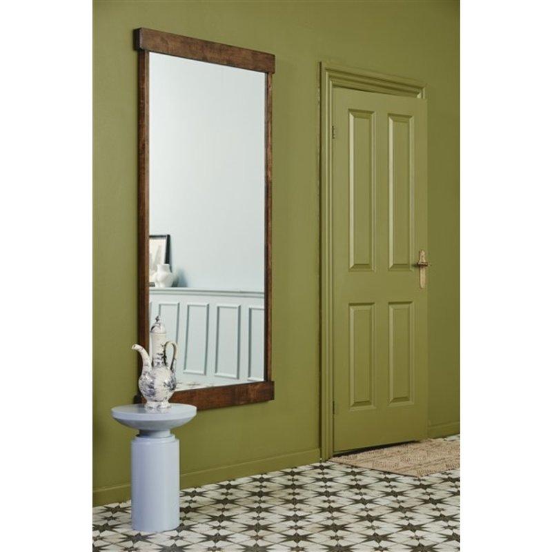 Nordal-collectie ARDEA mirror, L, birch wood
