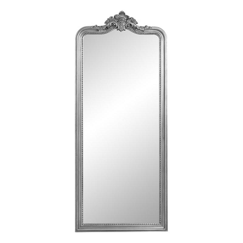Nordal-collectie TIKI wall mirror, silver