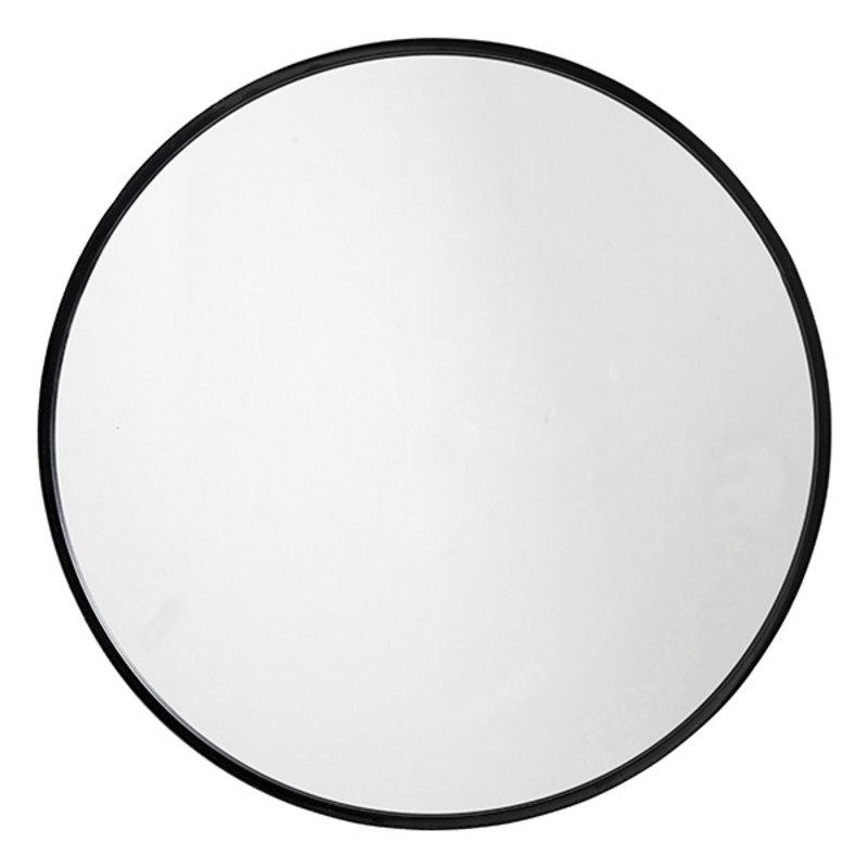 Nordal-collectie Ronde spiegel ASIO L zwart