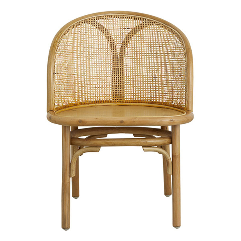 Nordal-collectie BALI children chair, weaving, natural