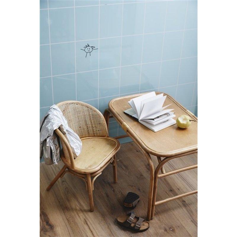 Nordal-collectie Kinderstoel BALI rotan naturel