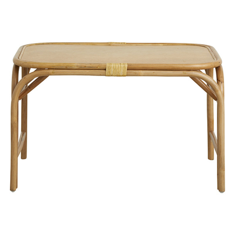 Nordal-collectie BALI children table, rattan, natural