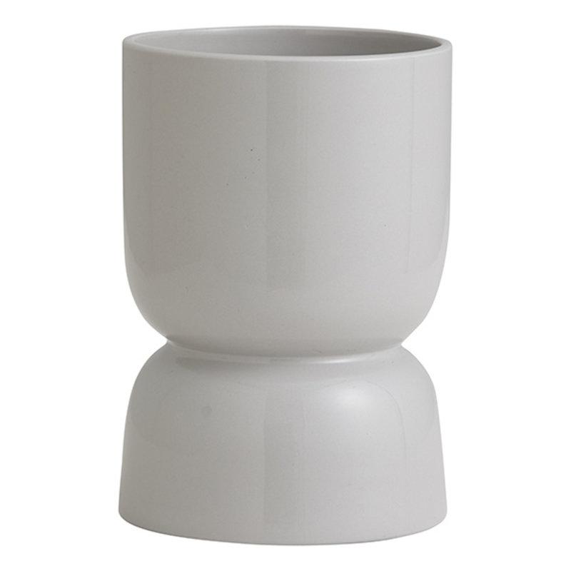 Nordal-collectie AJON pot, S, grey