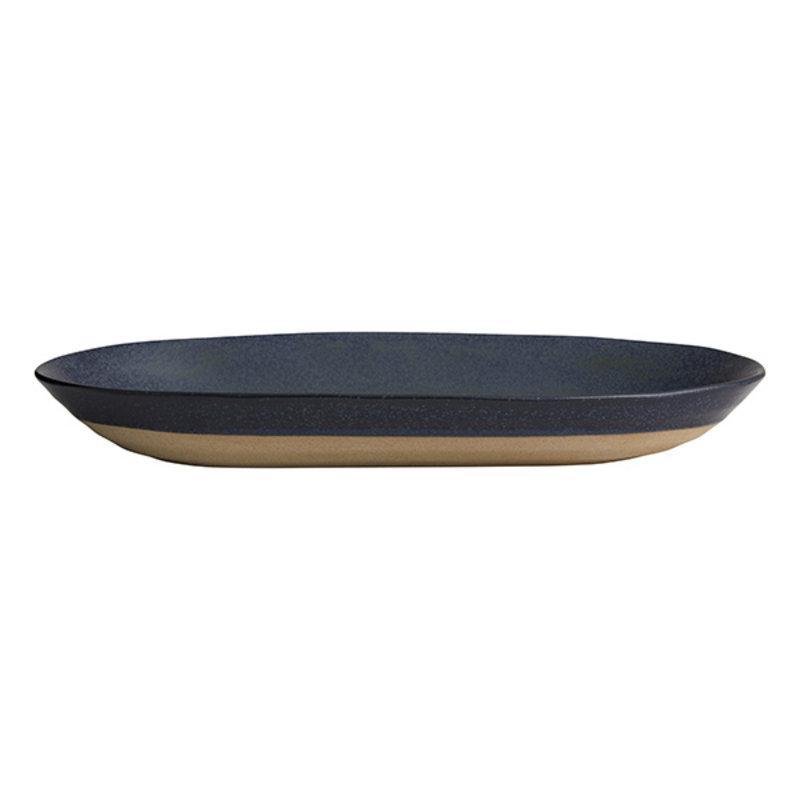 Nordal-collectie Schaal GRAINY donkerblauw