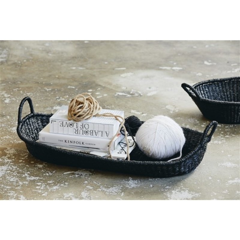 Nordal-collectie PORTO basket w. handle, S, black