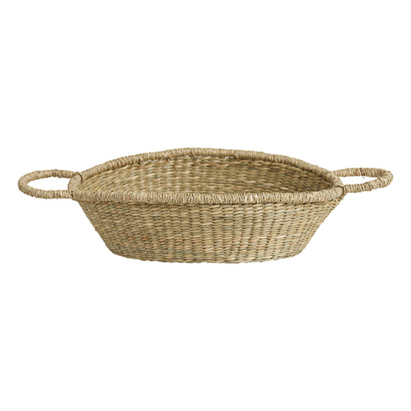 Nordal-collectie PORTO basket w. handle, S, nature