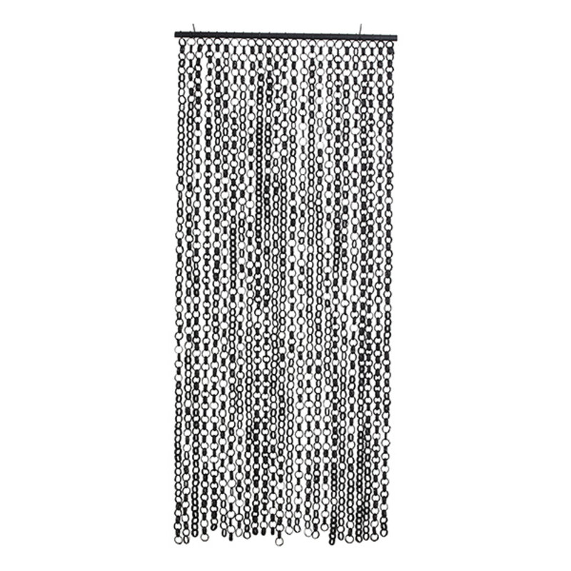 Nordal-collectie TIROL curtain, black