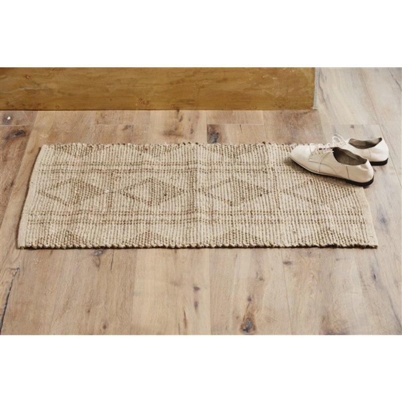 Nordal-collectie AMAYA carpet, seagrass/jute, natural