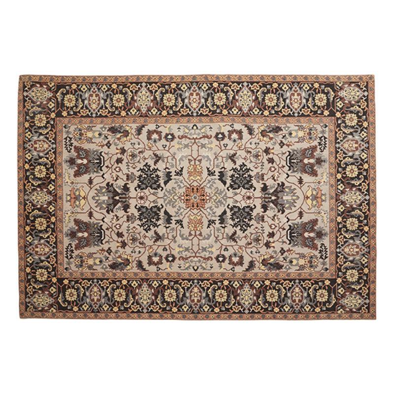 Nordal-collectie AMELIE jacquard woven carpet, multi
