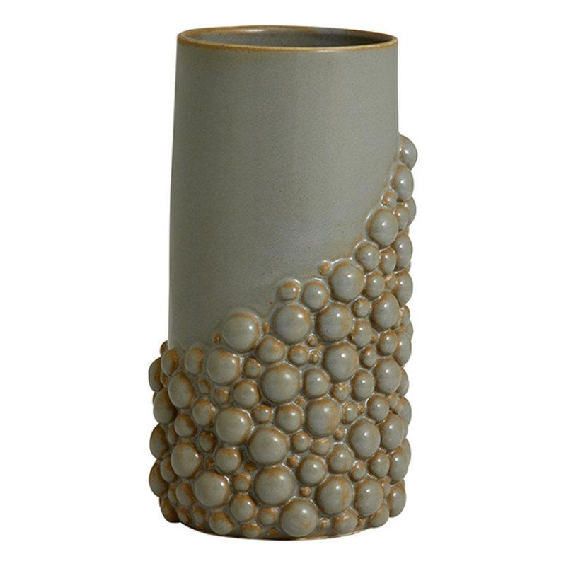 Nordal-collectie NAXOS vase, L, grey