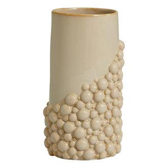 Nordal NAXOS vase, L, nude