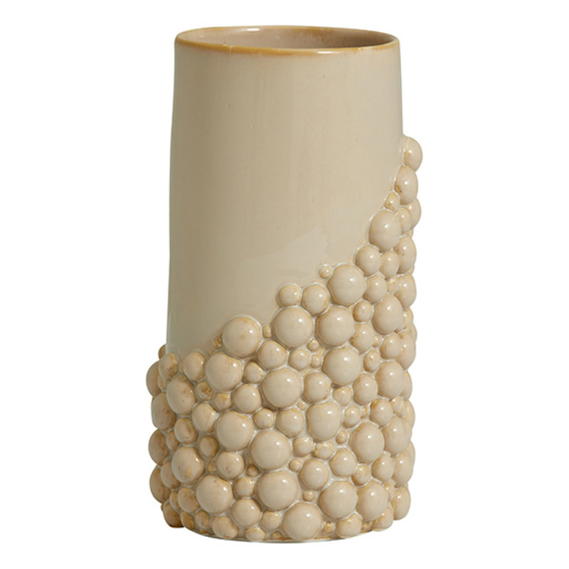 Nordal-collectie NAXOS vase, L, nude