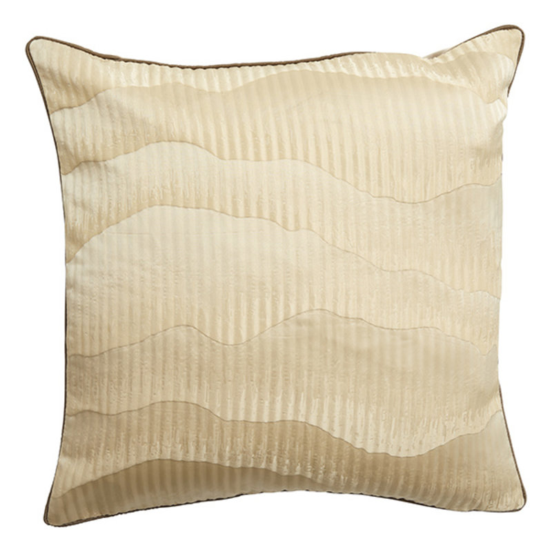 Nordal-collectie AVIOR cushion cover, sand/brown