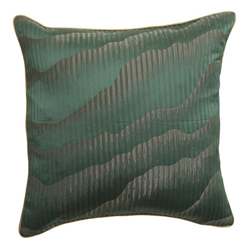 Nordal-collectie Kussenhoes AVIOR groen / groen