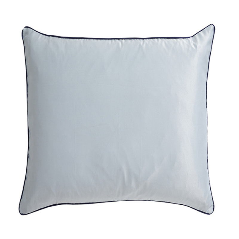 Nordal-collectie AIN cushion cover,S light blue/dark blue