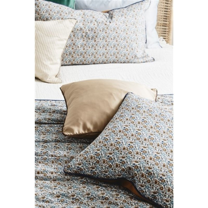 Nordal-collectie AIN cushion cover, S, light brown/brown