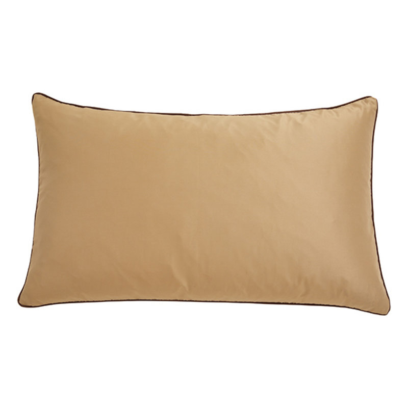 Nordal-collectie AIN cushion cover, L, light brown/brown