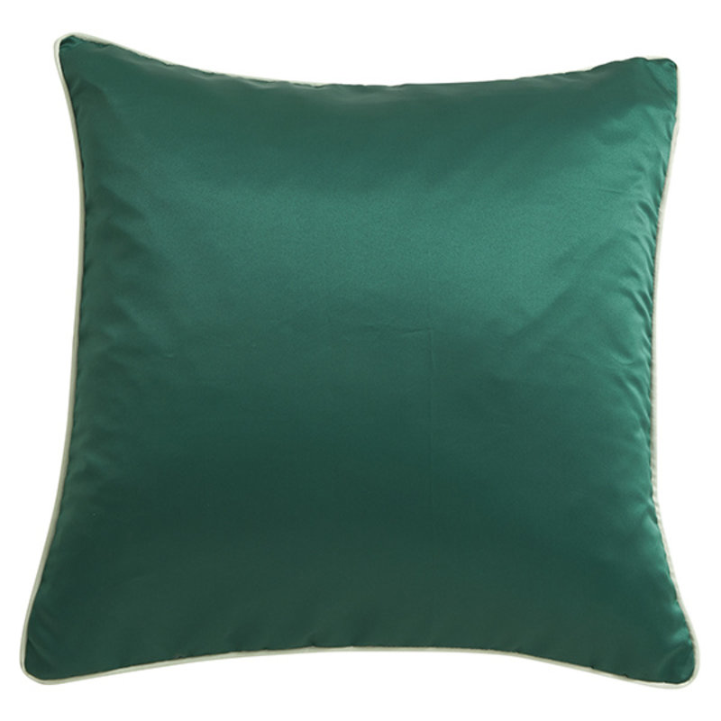 Nordal-collectie AIN cushion cover, S, dark green/green