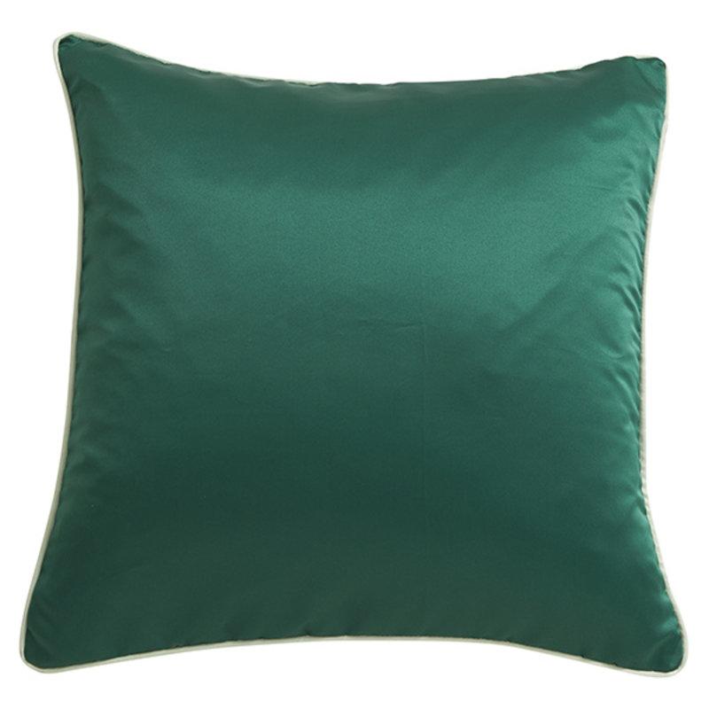 Nordal-collectie Kussenhoes AIN S donkergroen / groen