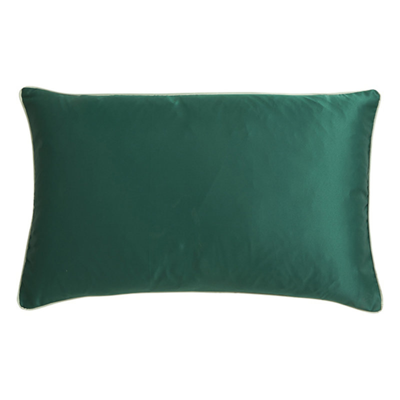 Nordal-collectie AIN cushion cover,L, dark green/green